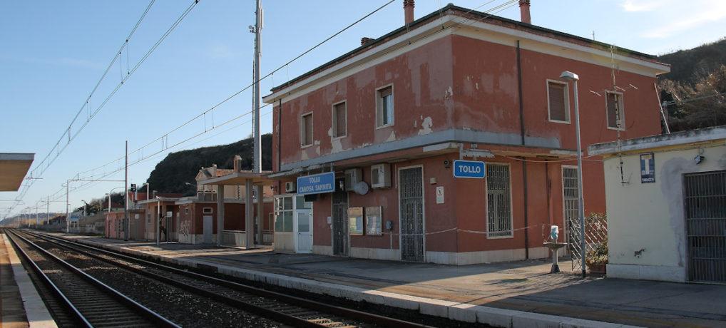 Stazione di Tollo (CH)
