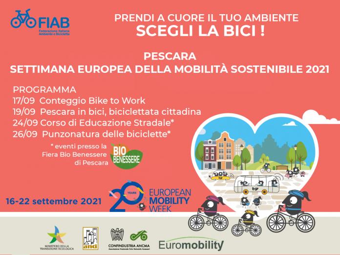 Settimana Europea Mobilità Sostenibile FIAB